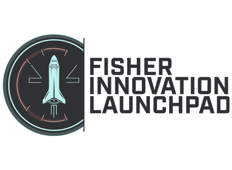 Fisher Innovation Launchpad logo