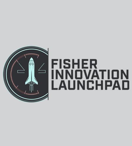 Fisher Innovation Launchpad logo