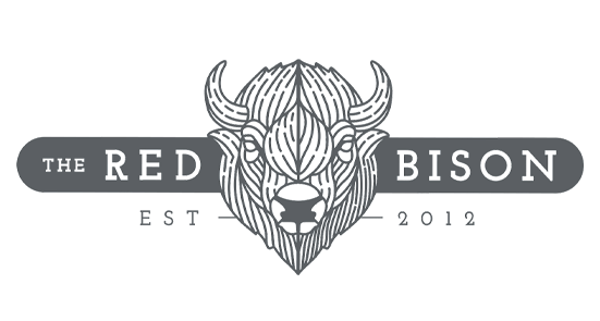 Red Bison logo