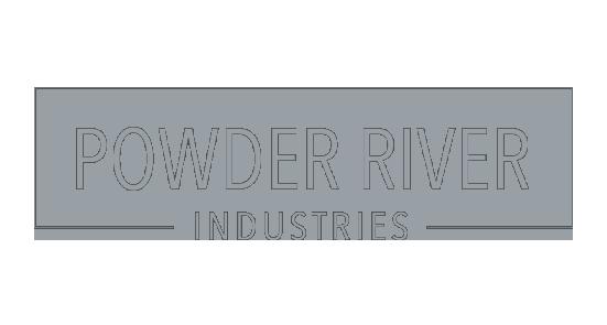 Powder River Industries logo